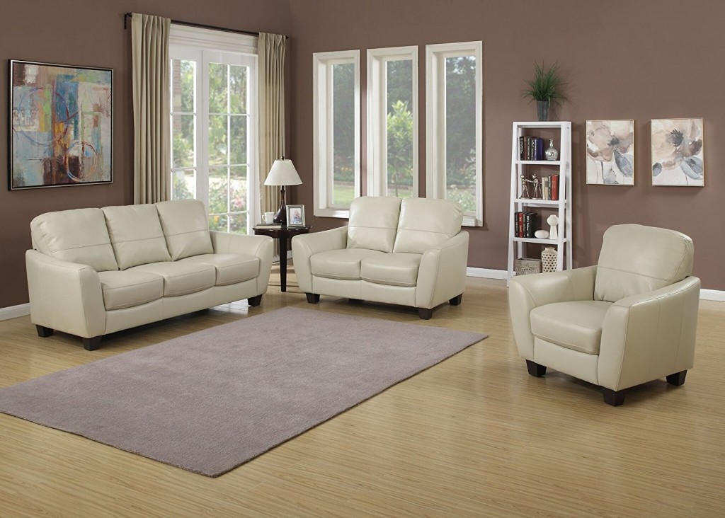three piece living room set